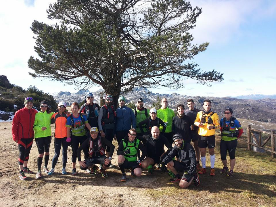 foto grupo trail